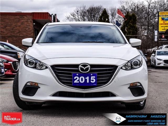 2015 Mazda Mazda3 GX (Stk: P1859) in Markham - Image 2 of 24