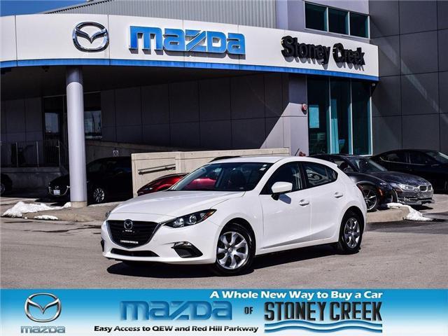 2016 Mazda Mazda3 GX (Stk: SU1083) in Hamilton - Image 1 of 21