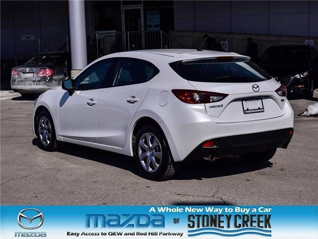 2016 Mazda Mazda3 GX (Stk: SU1083) in Hamilton - Image 4 of 21