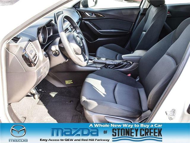 2016 Mazda Mazda3 GX (Stk: SU1083) in Hamilton - Image 13 of 21