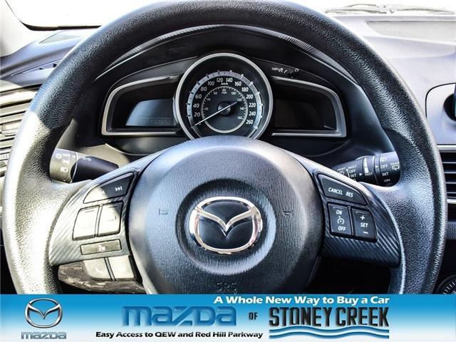 2016 Mazda Mazda3 GX (Stk: SU1083) in Hamilton - Image 19 of 21