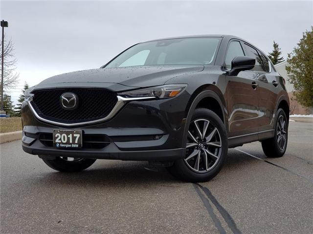 2017 Mazda CX-5 GT (Stk: P1417-2) in Barrie - Image 1 of 18