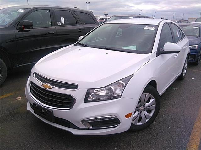 2015 Chevrolet Cruze 1LT (Stk: 157877) in Vaughan - Image 1 of 7