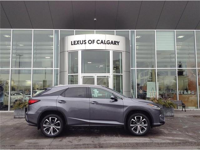 2019 Lexus RX 350 Base (Stk: 190321) in Calgary - Image 1 of 8