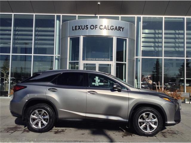 2019 Lexus RX 350 Base (Stk: 190378) in Calgary - Image 1 of 9