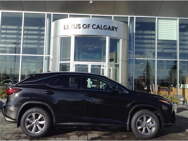 2019 Lexus RX 350 Base (Stk: 190468) in Calgary - Image 1 of 9