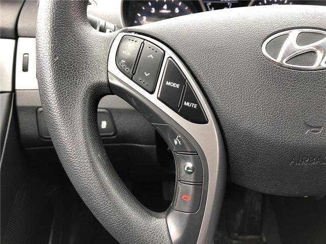 2015 Hyundai Elantra GL (Stk: P0038) in Stouffville - Image 12 of 20