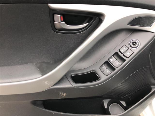 2015 Hyundai Elantra GL (Stk: P0038) in Stouffville - Image 18 of 20