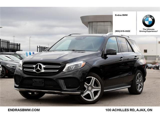 2016 Mercedes-Benz GLE-Class Base (Stk: 35464A) in Ajax - Image 1 of 22