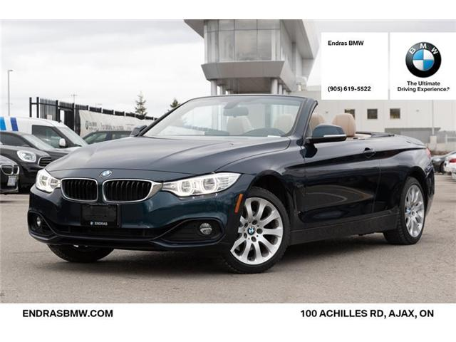 2014 BMW 428i xDrive (Stk: 52507B) in Ajax - Image 1 of 19
