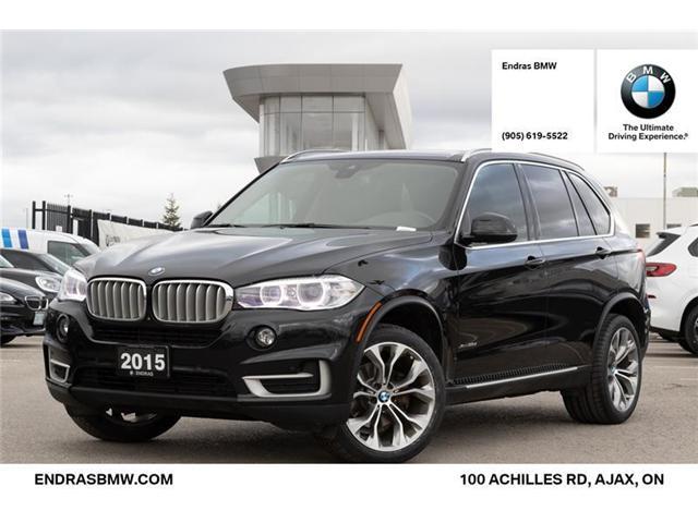 2015 BMW X5 xDrive35d (Stk: P5806) in Ajax - Image 1 of 22