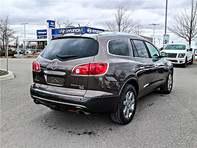 2010 Buick Enclave CXL (Stk: 1210A) in Bowmanville - Image 5 of 27