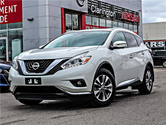 2016 Nissan Murano SL (Stk: GN100788L) in Bowmanville - Image 1 of 30