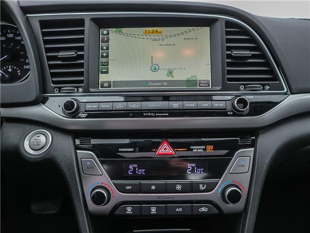 2017 Hyundai Elantra Limited SE (Stk: HW170327L) in Cobourg - Image 22 of 31
