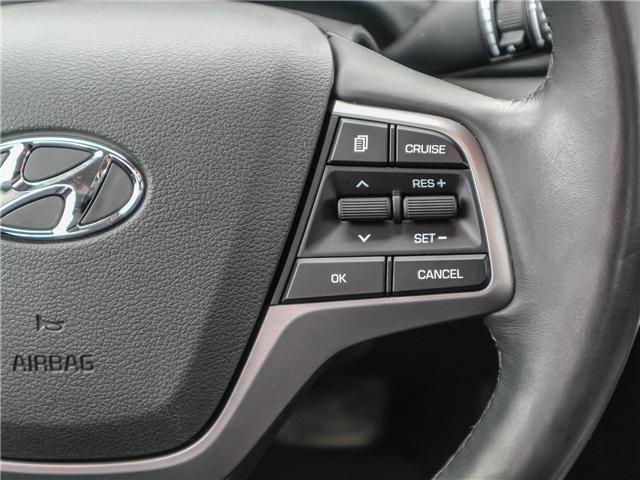 2017 Hyundai Elantra Limited SE (Stk: HW170327L) in Cobourg - Image 24 of 31