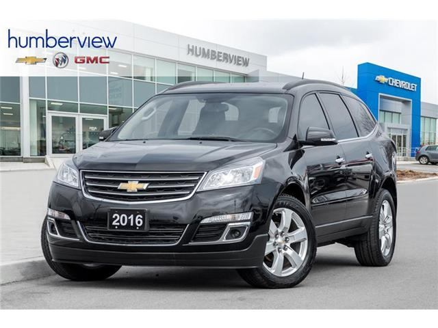 2016 Chevrolet Traverse 1LT (Stk: 19TZ056A) in Toronto - Image 1 of 20
