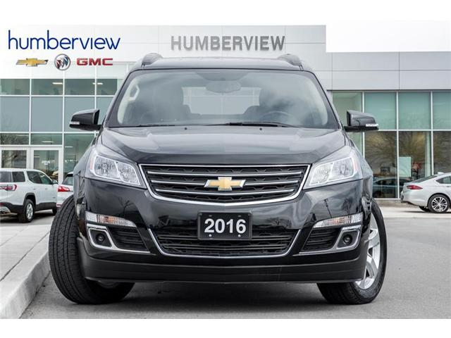 2016 Chevrolet Traverse 1LT (Stk: 19TZ056A) in Toronto - Image 2 of 20