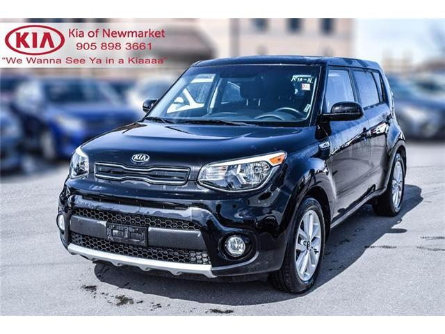 2019 Kia Soul EX (Stk: P0823) in Newmarket - Image 1 of 19