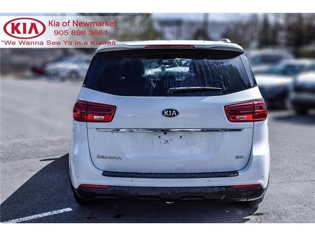 2019 Kia Sedona SX (Stk: P0839) in Newmarket - Image 6 of 22