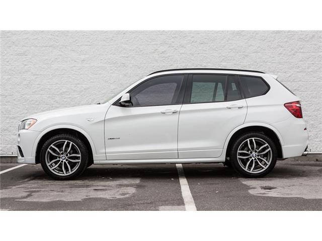 2014 BMW X3 xDrive28i (Stk: U11732) in Markham - Image 2 of 16