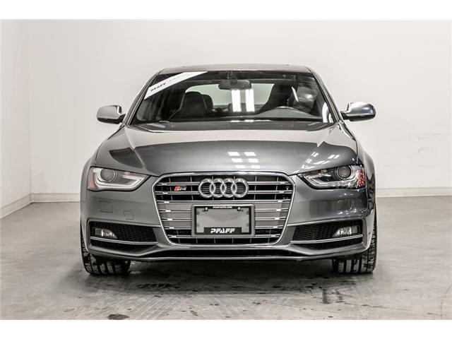 2015 Audi S4 3.0T Progressiv (Stk: C6685) in Woodbridge - Image 2 of 19