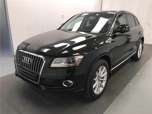 2016 Audi Q5 3.0T Technik (Stk: 203553) in Lethbridge - Image 1 of 28