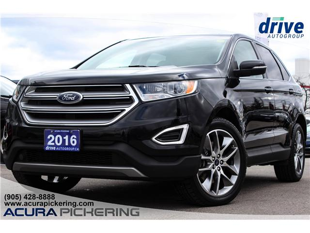 2016 Ford Edge Titanium (Stk: AP4800) in Pickering - Image 1 of 28