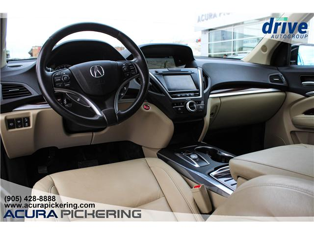 2016 Acura MDX Navigation Package (Stk: AP4807) in Pickering - Image 2 of 34