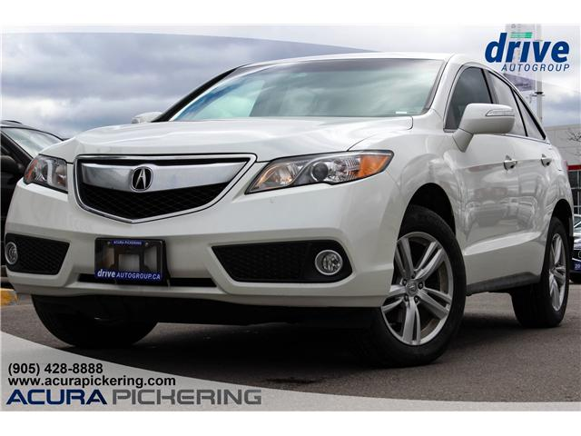 2015 Acura RDX Base (Stk: AP4809) in Pickering - Image 1 of 20
