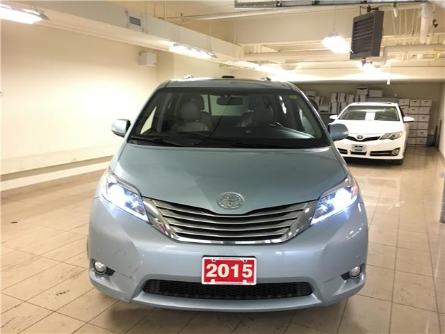 2015 Toyota Sienna Limited 7-Passenger (Stk: HP3239) in Toronto - Image 2 of 23