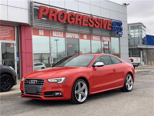 2013 Audi S5 3.0T (Stk: DA077335) in Sarnia - Image 1 of 26