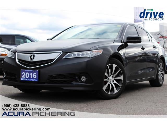 2016 Acura TLX Tech (Stk: AT451A) in Pickering - Image 1 of 21