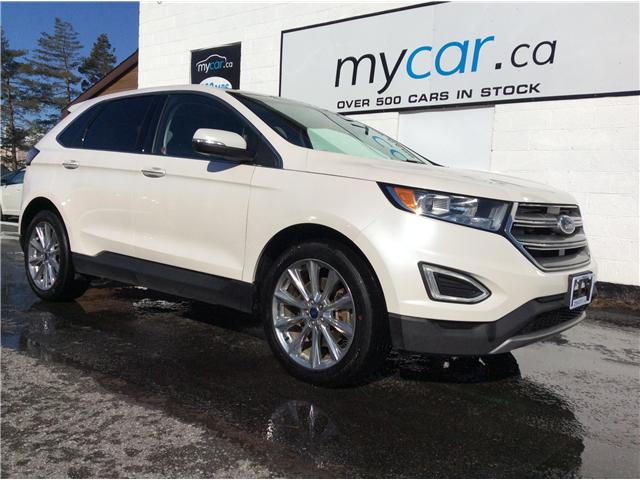2017 Ford Edge Titanium (Stk: 190405) in North Bay - Image 1 of 19