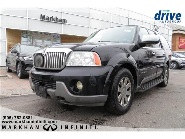 2003 Lincoln Navigator Premium (Stk: K700A) in Markham - Image 1 of 22