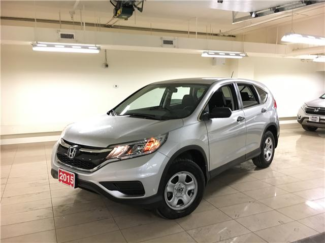 2015 Honda CR-V LX (Stk: V19671A) in Toronto - Image 1 of 21