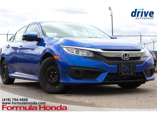 2017 Honda Civic EX (Stk: 19-1181A) in Scarborough - Image 1 of 19