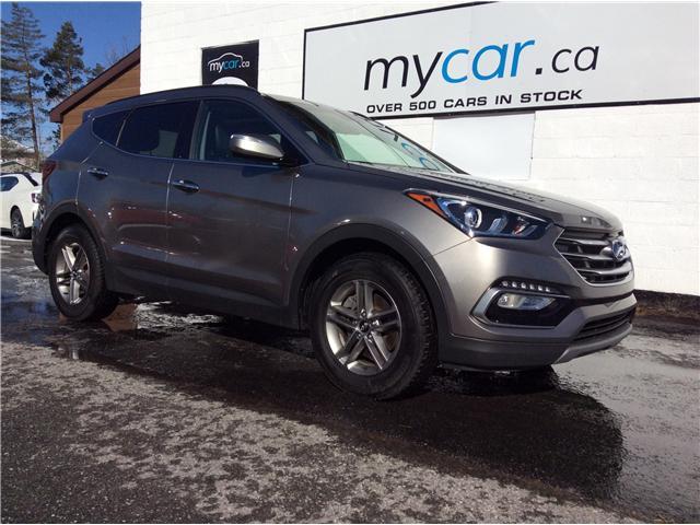 2018 Hyundai Santa Fe Sport 2.4 SE (Stk: 190368) in Richmond - Image 1 of 21