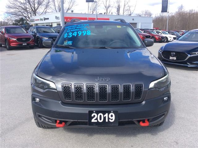 2019 Jeep Cherokee Trailhawk (Stk: 03340P) in Owen Sound - Image 3 of 23