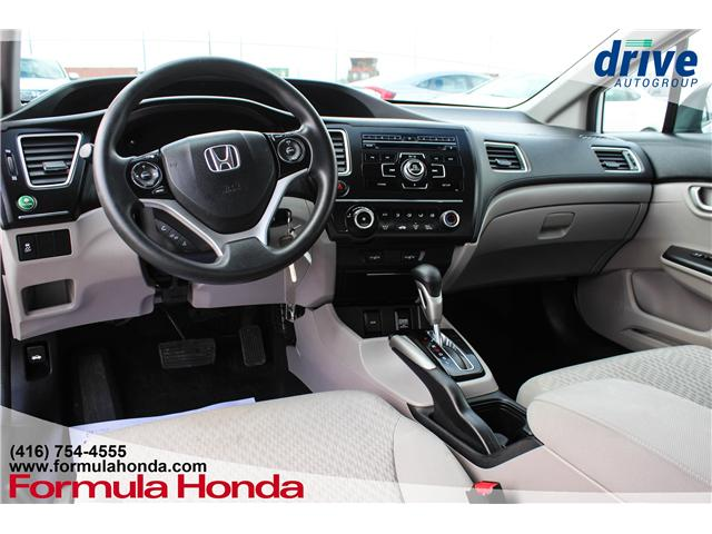 2015 Honda Civic LX (Stk: B11070) in Scarborough - Image 2 of 25