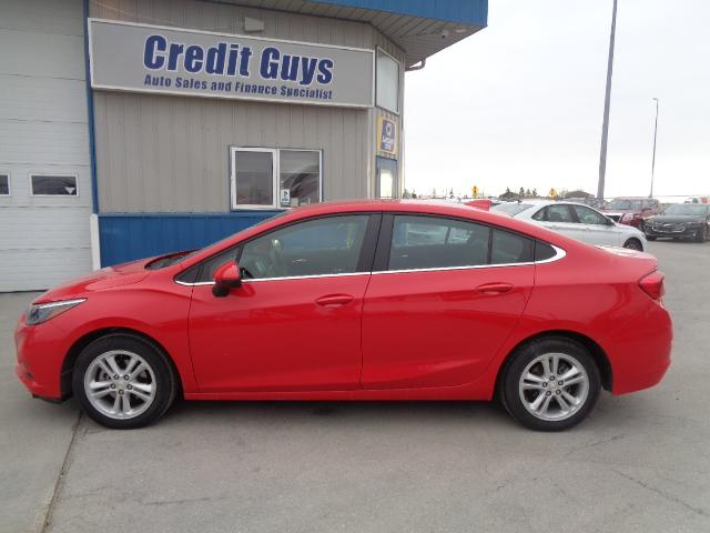 2018 Chevrolet Cruze LT Auto (Stk: I7329) in Winnipeg - Image 2 of 19
