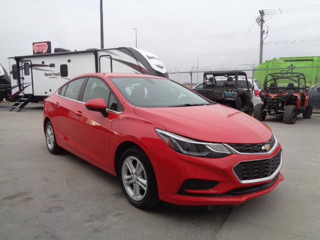 2018 Chevrolet Cruze LT Auto (Stk: I7329) in Winnipeg - Image 7 of 19