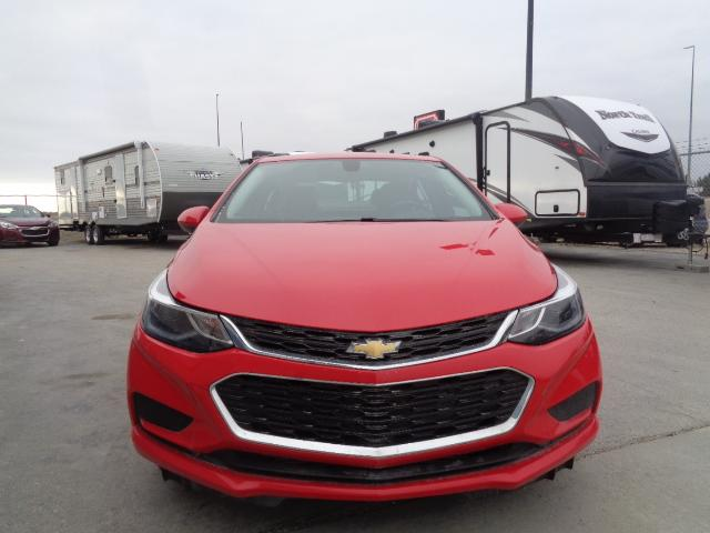 2018 Chevrolet Cruze LT Auto (Stk: I7329) in Winnipeg - Image 8 of 19