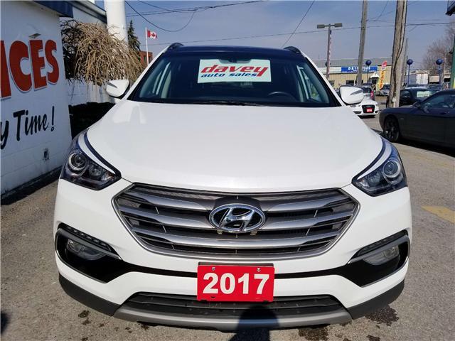 2017 Hyundai Santa Fe Sport 2.0T Limited (Stk: 19-168) in Oshawa - Image 2 of 16