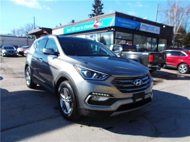 2018 Hyundai Santa Fe Sport 2.4 SE (Stk: 190365) in North Bay - Image 1 of 12