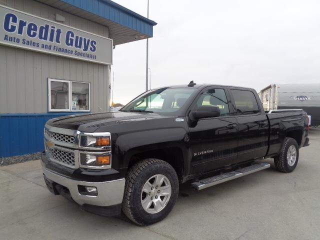 2015 Chevrolet Silverado 1500 1LT (Stk: I7060) in Winnipeg - Image 1 of 20