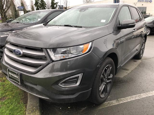 2018 Ford Edge SEL (Stk: 186346) in Vancouver - Image 1 of 6