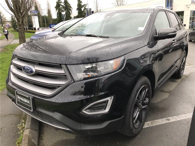 2018 Ford Edge SEL (Stk: 186870) in Vancouver - Image 1 of 7