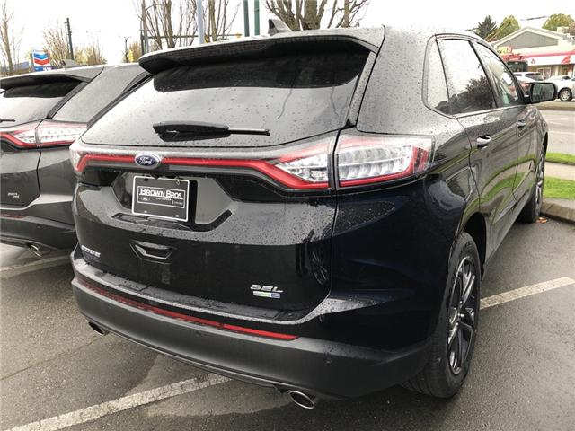 2018 Ford Edge SEL (Stk: 186870) in Vancouver - Image 3 of 7