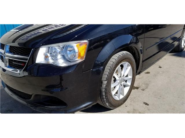 2013 Dodge Grand Caravan SE/SXT (Stk: I7280A) in Winnipeg - Image 9 of 18