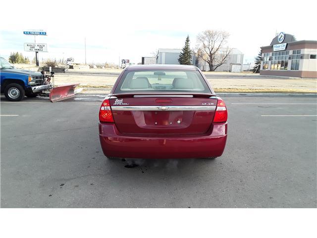 2006 Chevrolet Malibu LT (Stk: P230) in Brandon - Image 4 of 12
